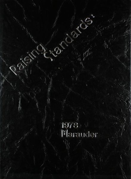 1978 North Garland High School Yearbook Cover