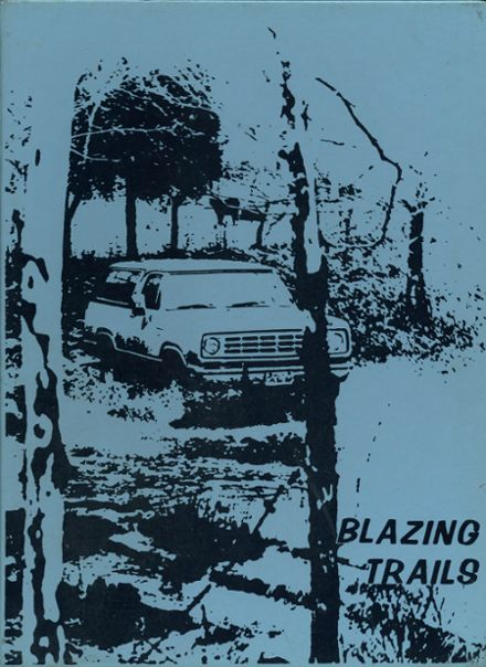 1978 Jennings County High School Yearbook Cover