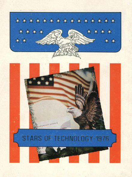 1976 John O'Connell High School of Technology Yearbook Cover
