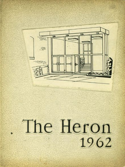 1962 Bishop O'Hern High School Yearbook Cover