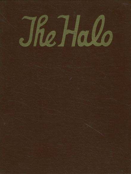 1975 St. Paul's Episcopal School Yearbook Cover
