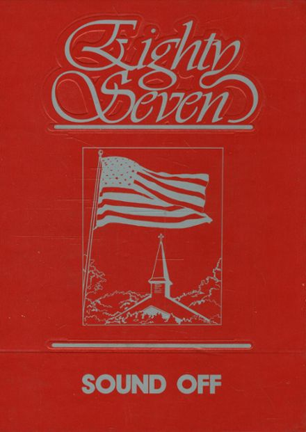 1978 St. John's Military High School Yearbook Cover