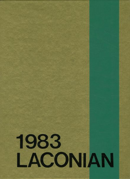 1983 Glenbrook North High School Yearbook Cover