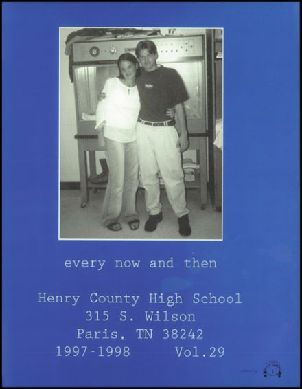 Explore 1998 henry county high school yearbook paris tn classmates 1998 henry county high school yearbook page 5 sciox Choice Image