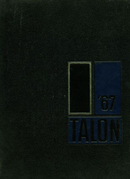 1967 Morton West High School Yearbook Cover