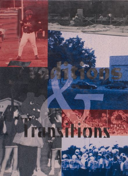 2000 Carthage High School Yearbook Cover