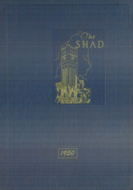 1950 Shattuck - St. Mary's School Yearbook Cover