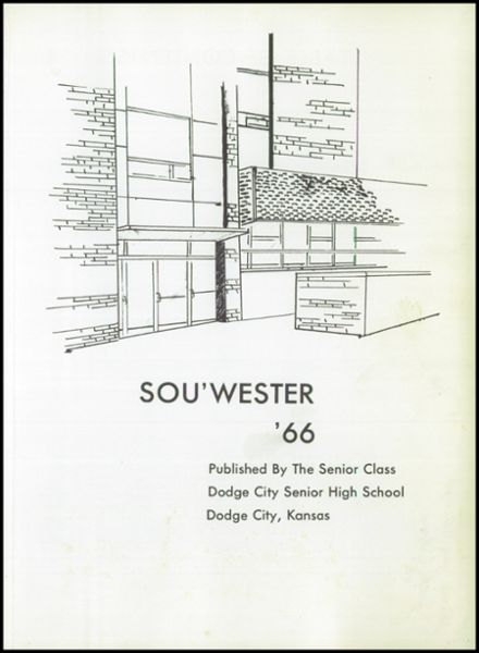 explore 1966 dodge city high school yearbook dodge city ks classmates. Cars Review. Best American Auto & Cars Review