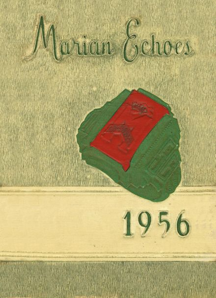 1956 St. Mary's Institute School Yearbook Cover
