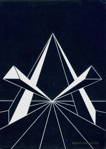 1964 Austin High School Yearbook Cover