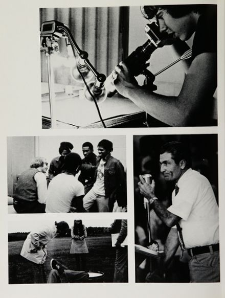 1975 North Forsyth High School Yearbook Page 6