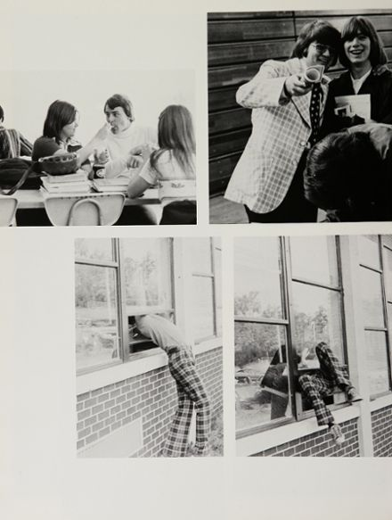 1975 North Forsyth High School Yearbook Page 8