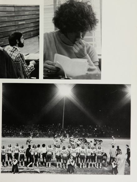 1975 North Forsyth High School Yearbook Page 9