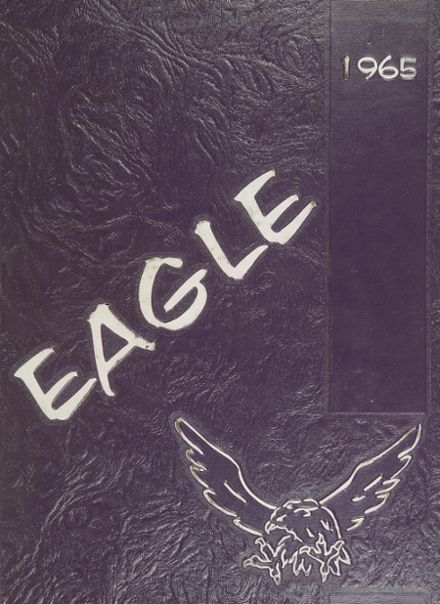 1965 Richardson High School Yearbook Cover