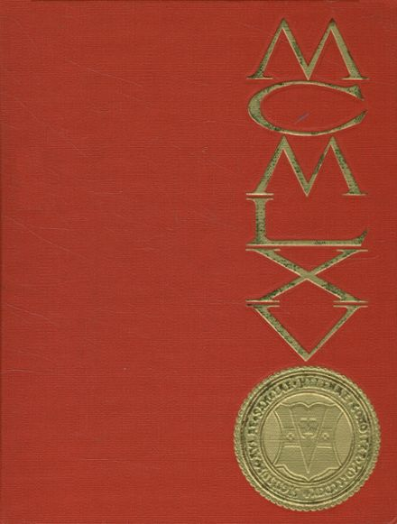 1965 St. Helen's Hall High School Yearbook Cover