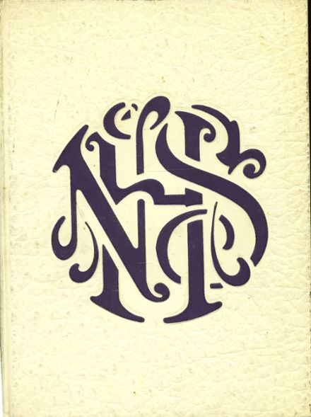 1963 Norwich High School Yearbook Cover