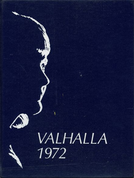 1972 Lynbrook High School Yearbook Cover