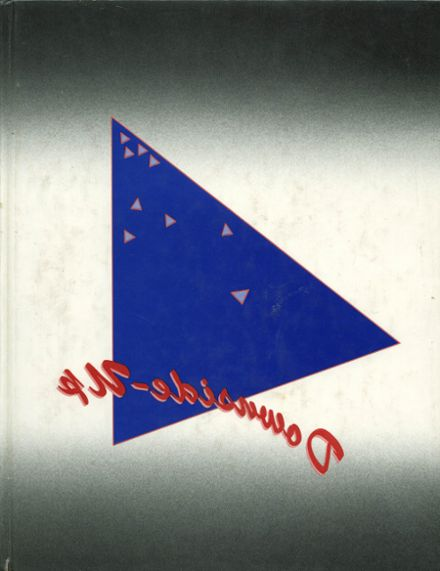 1988 Greater Johnstown High School Yearbook Cover