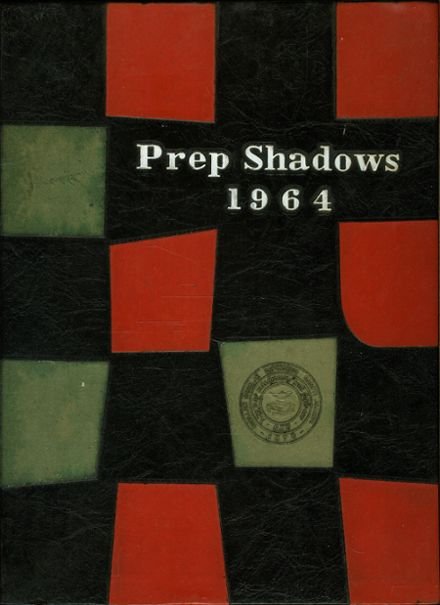 1964 Saint John's Preparatory School Yearbook Cover