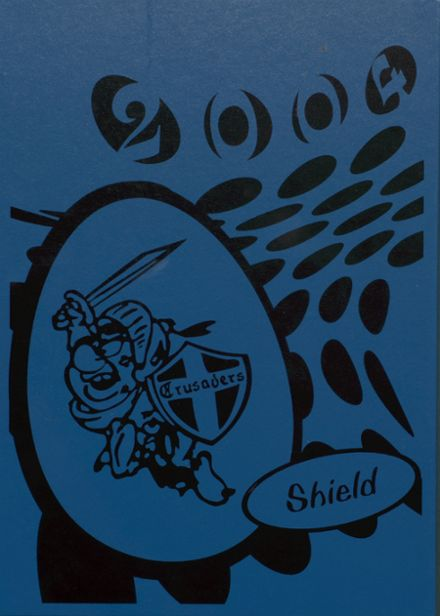 2004 St. John's High School Yearbook Cover