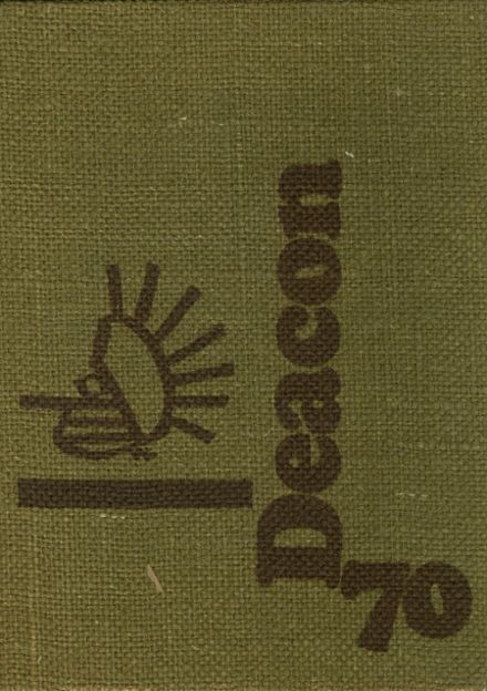 1970 St. Stephen's Episcopal High School Yearbook Cover