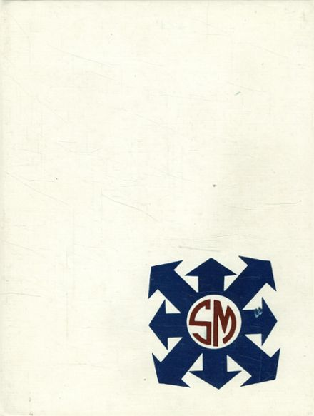 1973 OLD ST. MARY'S SCHOOL Yearbook Cover