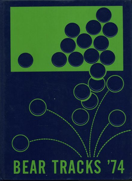 1974 Yorkwood High School Yearbook Cover