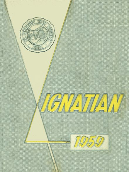 1959 st ignatius high school yearbook online cleveland oh