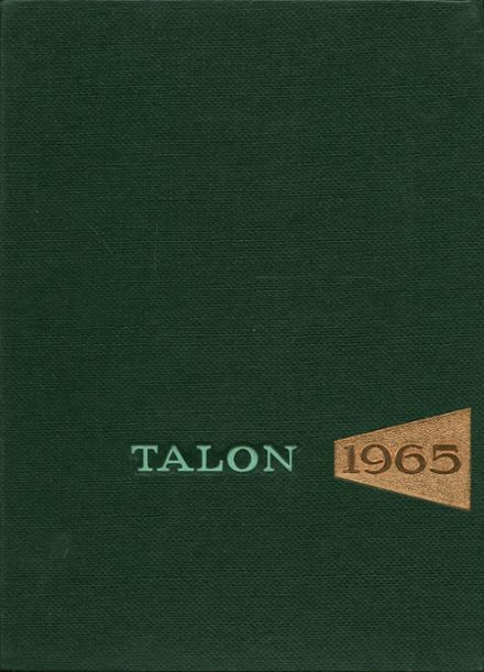 1965 Morton West High School Yearbook Cover