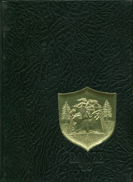 1980 Kingswood Regional High School Yearbook Cover