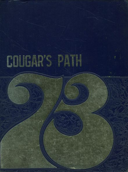 1973 Crenshaw High School Yearbook Cover