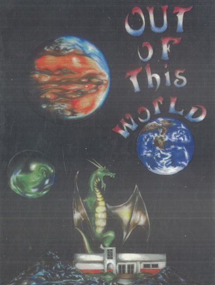 1998 Bishop O'Dowd High School Yearbook Cover