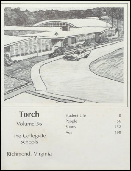 1981 Collegiate High School Yearbook Page 5