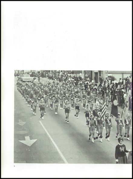 1968 Wade Hampton High School Yearbook Page 6