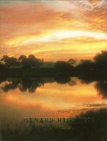 1979 Oxnard High School Yearbook Cover