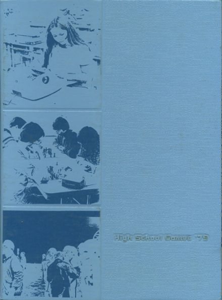 1979 Junction City High School Yearbook Cover