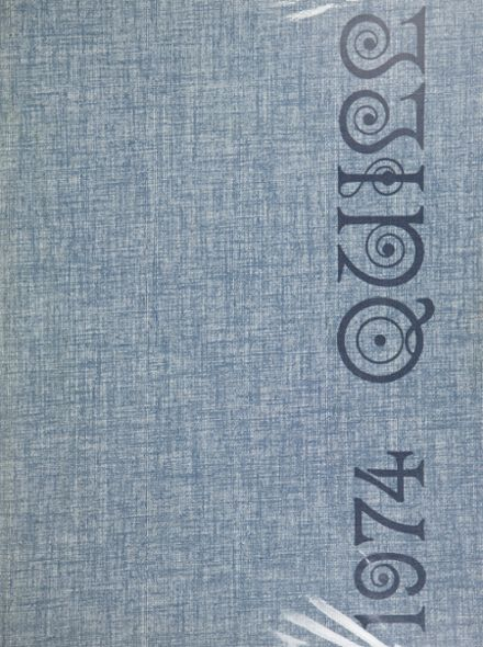 1974 Enid High School Yearbook Cover