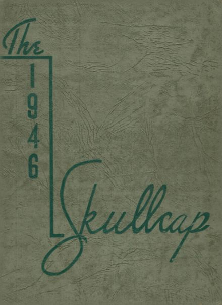 1946 St. Fidelis High School Yearbook Cover