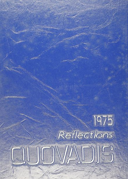 1975 Sayreville War Memorial High School Yearbook Cover