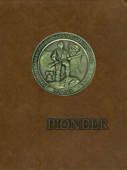 1976 Somerville High School Yearbook Cover