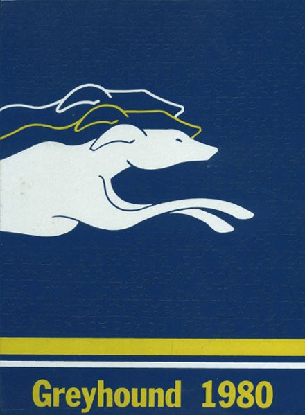 1980 Lyman High School Yearbook Cover