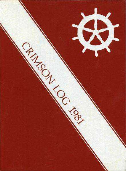 1981 New Bedford High School Yearbook Cover