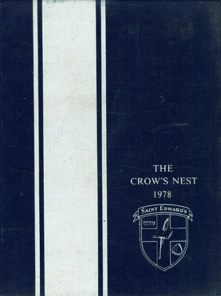 1978 St. Edward's School Yearbook Cover