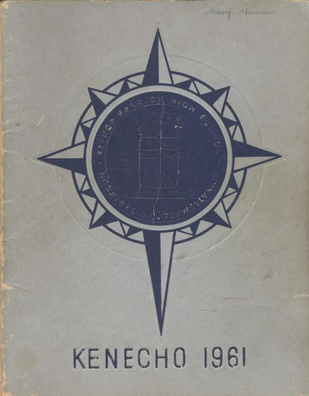 1961 Bishop Kenrick High School Yearbook Cover