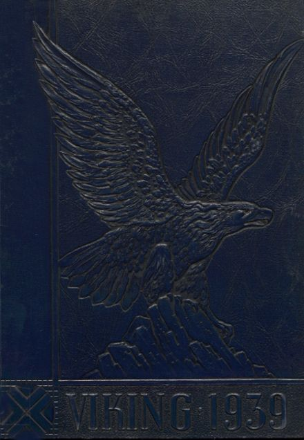 1939 North Kitsap High School Yearbook Cover
