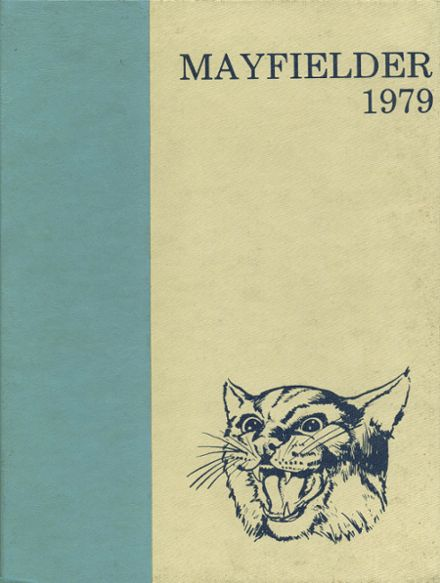 1979 Mayfield High School Yearbook Cover