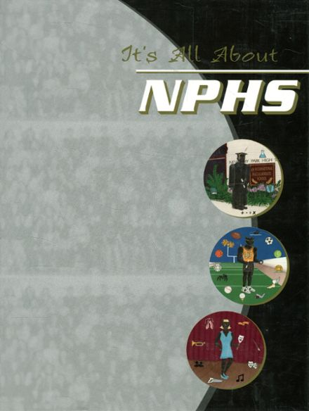 2003 Newbury Park High School Yearbook Cover