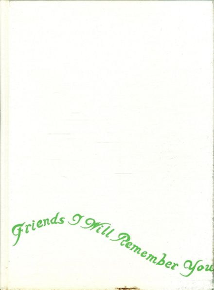 1973 St. Joseph's Academy Yearbook Cover