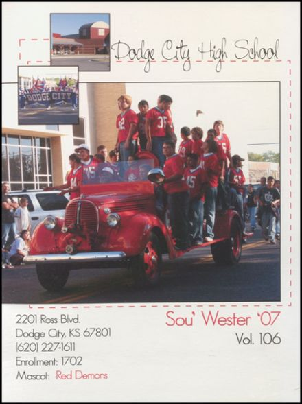 explore 2007 dodge city high school yearbook dodge city ks classmates. Cars Review. Best American Auto & Cars Review