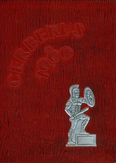1980 T.C. Williams High School Yearbook Cover